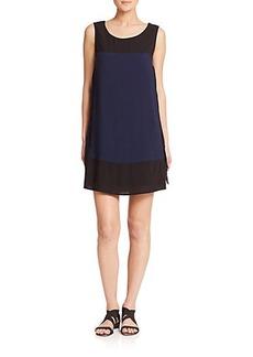 Ella Moss Rania Fringe Shift Dress