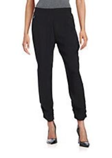 ELLA MOSS Ruched Cuff Pants