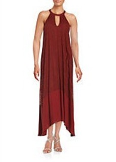 ELLA MOSS Sanna Embroidered Maxi Dress