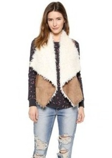 Ella Moss Sherpa Vest