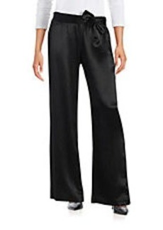 ELLA MOSS Silk Dress Pants