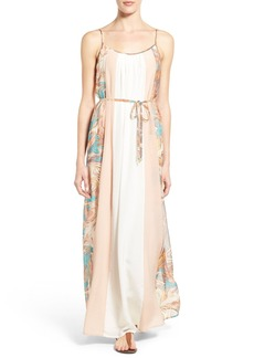 Ella Moss Silk Maxi Dress