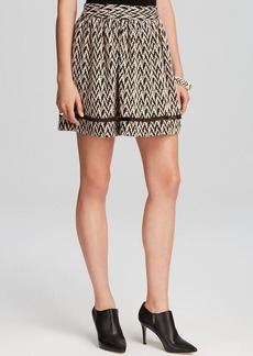 Ella Moss Skirt - Cass Printed