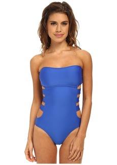 Ella Moss Solid Rem S/C One-Piece