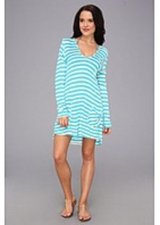 Ella Moss Solids Cover Up Hooded Tunic