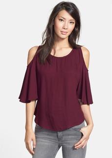 Ella Moss 'Stella' Butterfly Sleeve Shirt