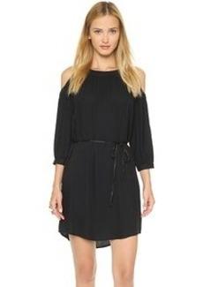 Ella Moss Stella Cold Shoulder Mini Dress