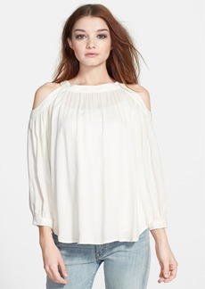 Ella Moss 'Stella' Cold Shoulder Top
