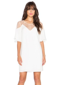 Ella Moss Stella Lace Mini Dress
