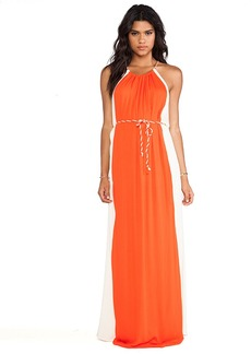 Ella Moss Stella Maxi Dress in Orange