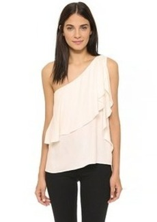 Ella Moss Stella One Shoulder Blouse