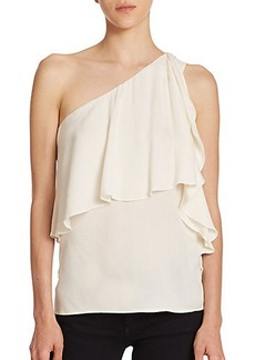 Ella Moss Stella One-Shoulder Tank