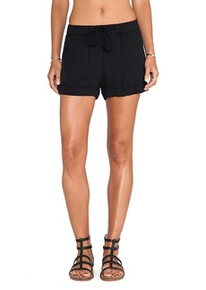 Ella Moss Stella Shorts in Black