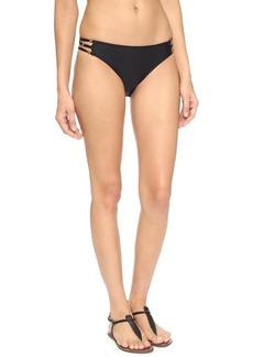 Ella Moss Stella Side Strap Bikini Bottoms