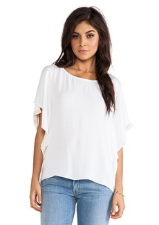 Ella Moss Stella Top in Ivory