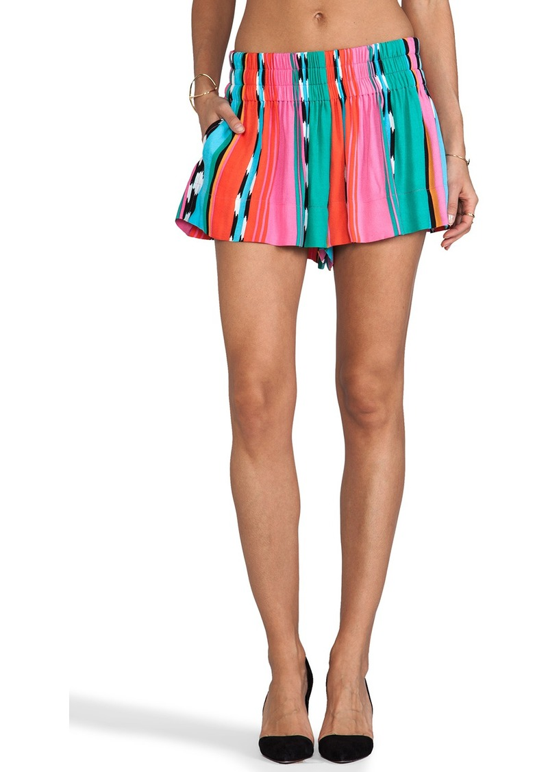 Ella Moss Surfer Stripe Shorts