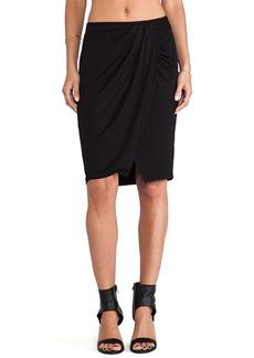 Ella Moss Tali Skirt in Black