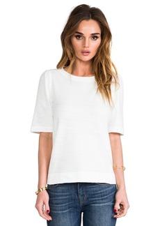 Ella Moss Tanya Top in White