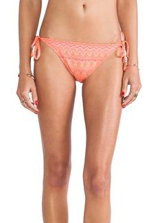 Ella Moss Tie Side Bikini Bottoms