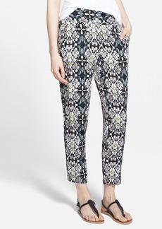 Ella Moss 'Tierra' Print Ankle Pants