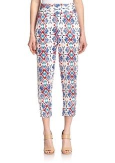 Ella Moss Tierra Printed Pants