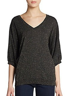 Ella Moss Tinsley Dropped Shoulder Dolman Top