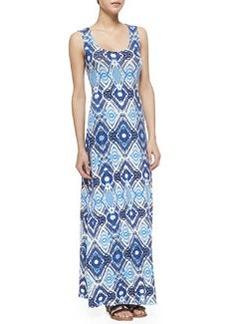 Ella Moss Totem Crochet-Back Maxi Dress