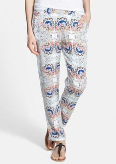 Ella Moss 'Valerie' Print Pants