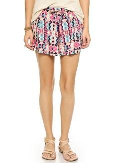 Ella Moss Veracruz Mini Shorts