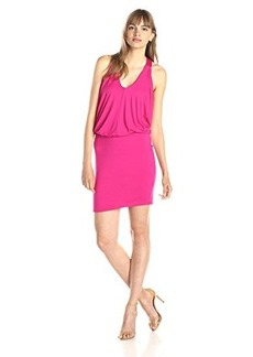 Ella moss Women's Bella Jersey Easy Dress, Bougainvillea, Small