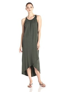 Ella moss Women's Bella Maxi Dress, Elm, Small