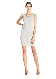 Ella moss Women's Blair Dress, Heather Grey, Large