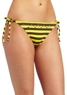 Ella Moss Women's Cabana Stripe Tie Side Pant