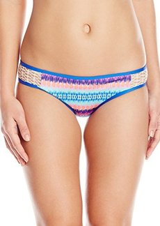 Ella Moss Women's Festival Tab Side Bikini Bottom