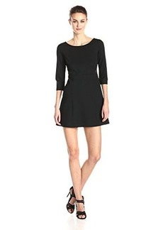 Ella moss Women's Joy Long-Sleeve Dress