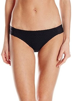 Ella Moss Women's Primrose Tab Side Bikini Bottom
