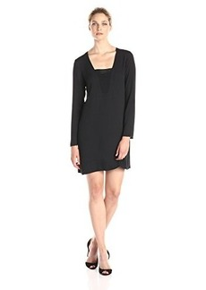 Ella moss Women's Stella Dress, Black, Medium