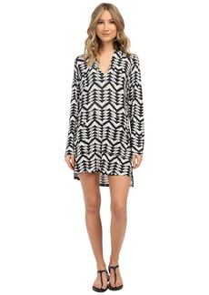 Ella Moss Zaire Hoodie Cover-Up