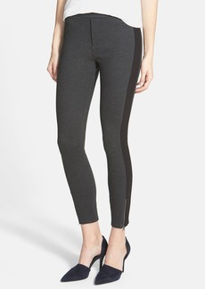 Ella Moss Zip Hem Ponte Leggings