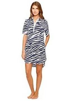 Ellen Tracy® 3/4 Sleeve Sleepshirt
