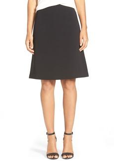 Ellen Tracy A-Line Skirt (Regular & Petite)
