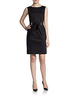 Ellen Tracy Bamboo-Accented Dress