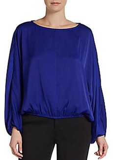 Ellen Tracy Dolman Blouse