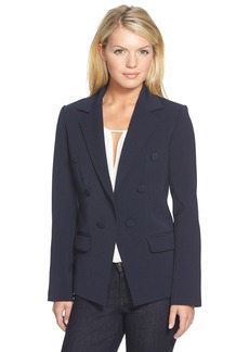 Ellen Tracy Double Breasted Suiting Jacket (Regular & Petite)
