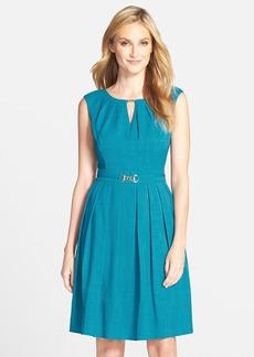 Ellen Tracy 'Kenya' Fit & Flare Dress