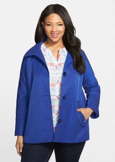 Ellen Tracy Kimono Sleeve Short Jacket