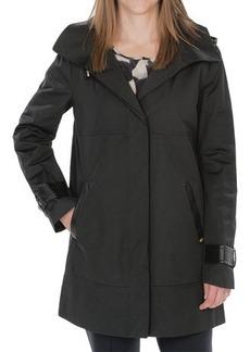 Ellen Tracy Outerwear Coat - Detachable Hood and Liner (For Women)