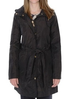 Ellen Tracy Outerwear Packable Rain Trench (For Women)