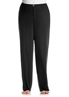 Ellen Tracy® Plus Size Long Pants