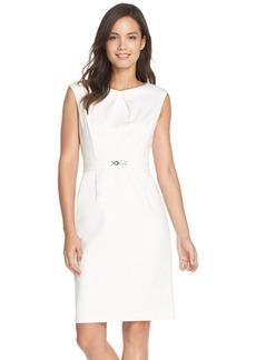 Ellen Tracy PonteSheath Dress